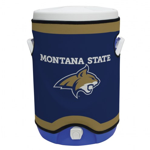 Montana State Bobcats Rappz 5 Gallon Cooler Cover (Cooler not included)