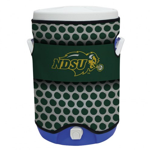 North Dakota State Bison Rappz 5 Gallon Cooler Cover (Cooler not included)