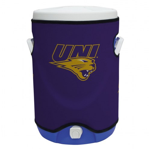 Northern Iowa Panthers Rappz 5 Gallon Cooler Cover (Cooler not included)
