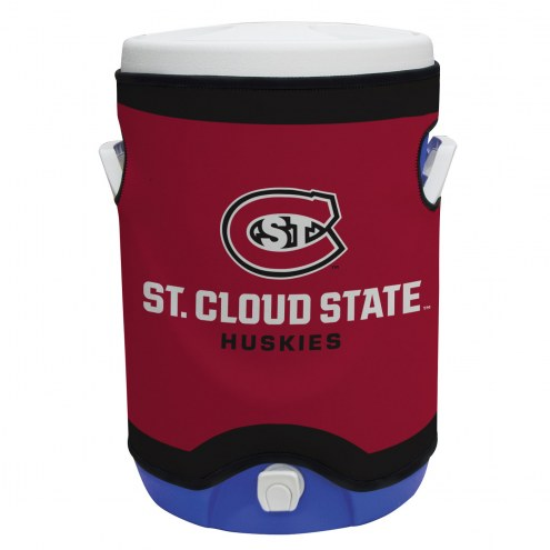 St. Cloud State Huskies Rappz 5 Gallon Cooler Cover (Cooler not included)