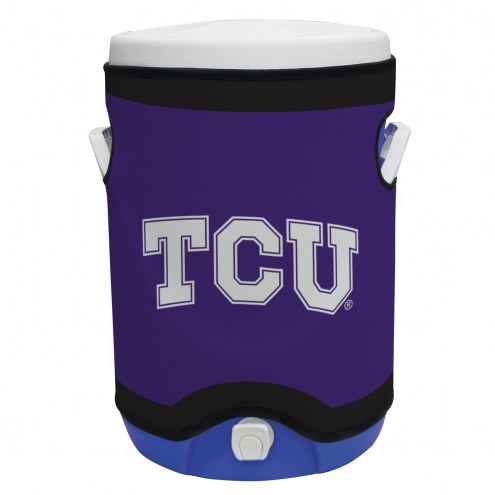 Texas Christian Horned Frogs Rappz 5 Gallon Cooler Cover (Cooler not included)