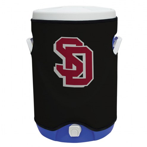 South Dakota Coyotes Rappz 5 Gallon Cooler Cover (Cooler not included)