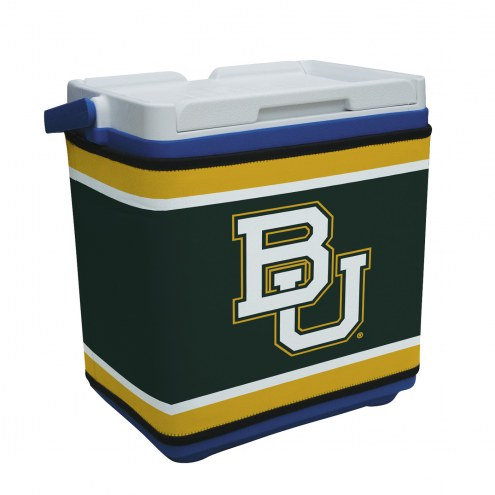 Baylor Bears Rappz 18qt Cooler Cover (Cooler not included)