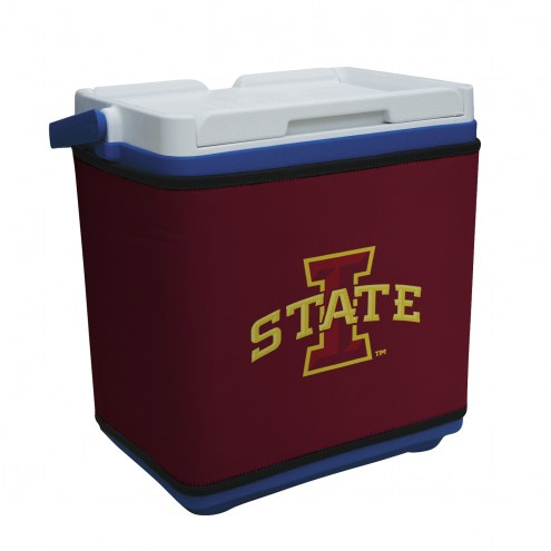 Iowa State Cyclones Rappz 18qt Cooler Cover (Cooler not included)