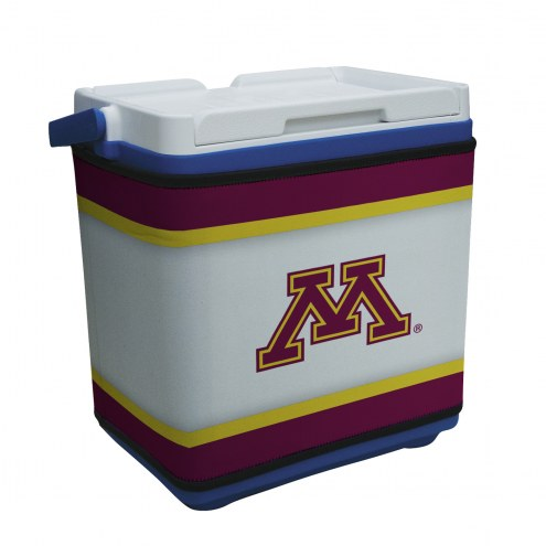 Minnesota Golden Gophers Rappz 18qt Cooler Cover (Cooler not included)