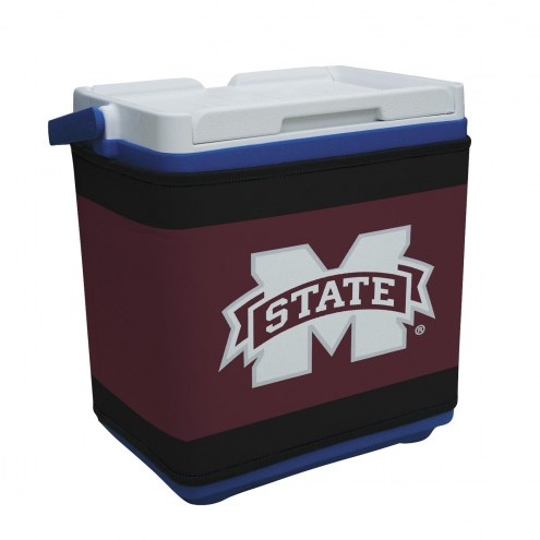 Mississippi State Bulldogs Rappz 18qt Cooler Cover (Cooler not included)
