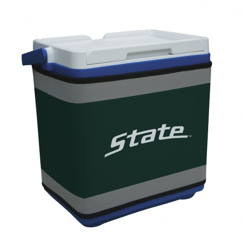 Michigan State Spartans Rappz 18qt Cooler Cover (Cooler not included)