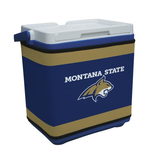 Montana State Bobcats Rappz 18qt Cooler Cover (Cooler not included)