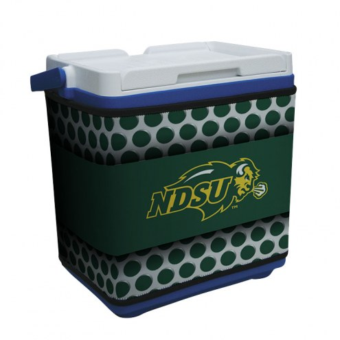 North Dakota State Bison Rappz 18qt Cooler Cover (Cooler not included)