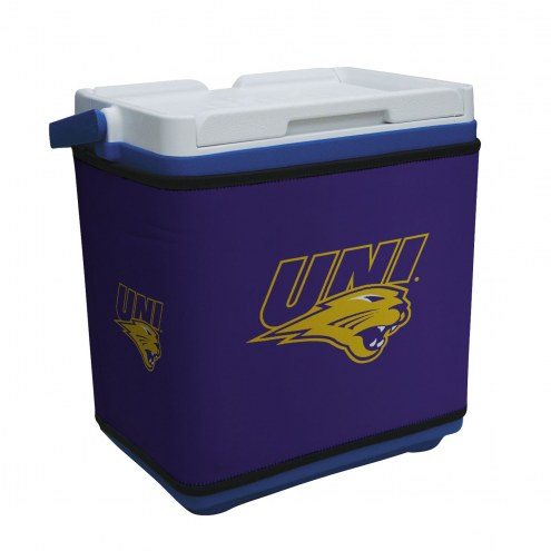 Northern Iowa Panthers Rappz 18qt Cooler Cover (Cooler not included)
