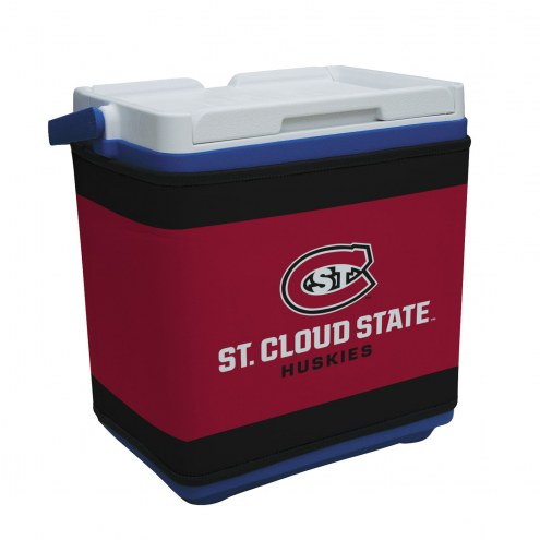 St. Cloud State Huskies Rappz 18qt Cooler Cover (Cooler not included)