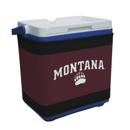Montana Grizzlies Rappz 18qt Cooler Cover (Cooler not included)