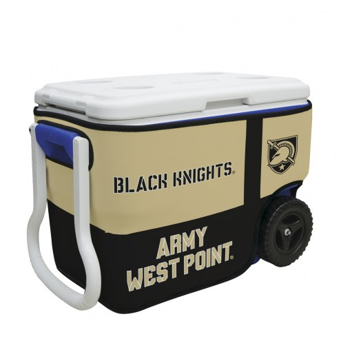 Army Black Knights Rappz 40qt Cooler Cover (Cooler not included)