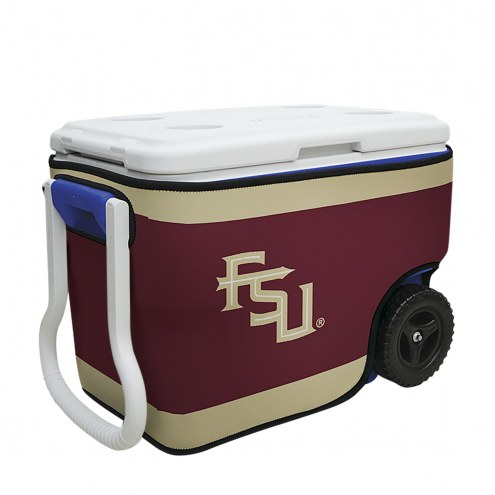 Florida State Seminoles Rappz 40qt Cooler Cover (Cooler not included)