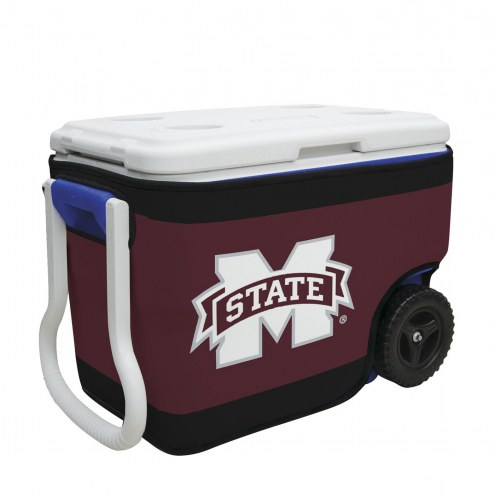 Mississippi State Bulldogs Rappz 40qt Cooler Cover (Cooler not included)