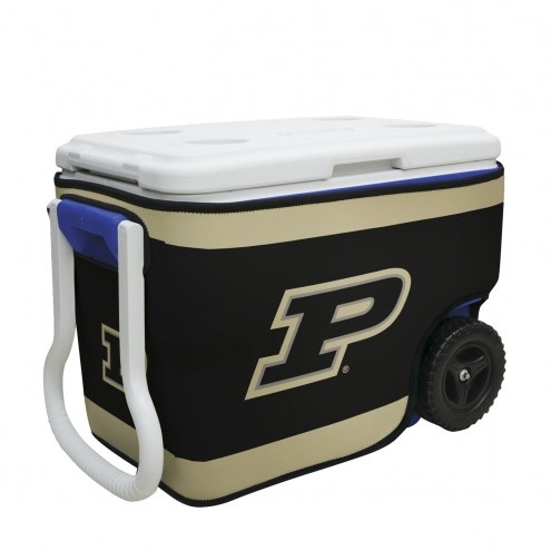 Purdue Boilermakers Rappz 40qt Cooler Cover (Cooler not included)