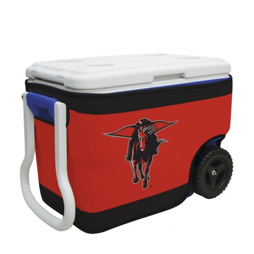 Texas Tech Red Raiders Rappz 40qt Cooler Cover (Cooler not included)