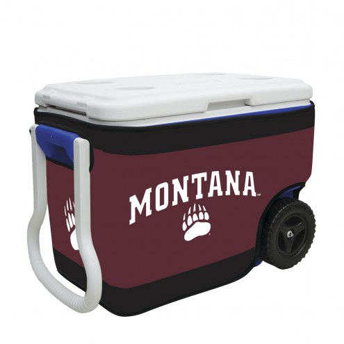 Montana Grizzlies Rappz 40qt Cooler Cover (Cooler not included)