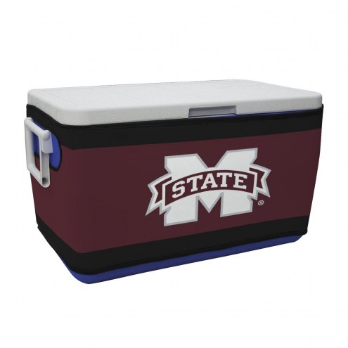 Mississippi State Bulldogs Rappz 48qt Cooler Cover (Cooler not included)