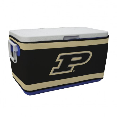 Purdue Boilermakers Rappz 48qt Cooler Cover (Cooler not included)