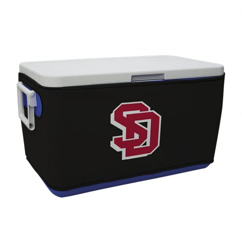 South Dakota Coyotes Rappz 48qt Cooler Cover (Cooler not included)