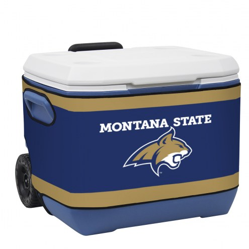 Montana State Bobcats Rappz 50qt Cooler Cover (Cooler not included)