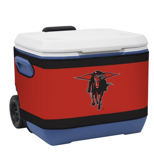 Texas Tech Red Raiders Rappz 50qt Cooler Cover (Cooler not included)