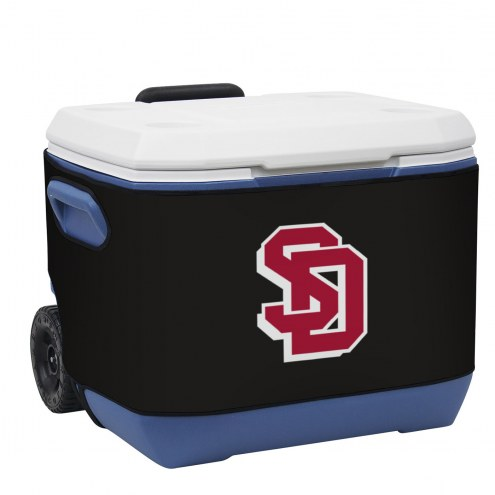South Dakota Coyotes Rappz 50qt Cooler Cover (Cooler not included)