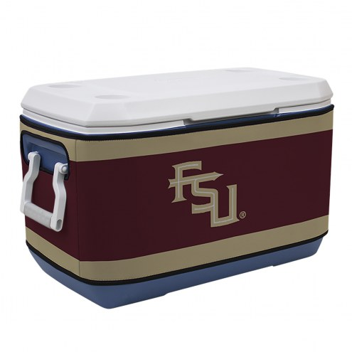 Florida State Seminoles Rappz 70qt Cooler Cover (Cooler not included)