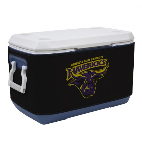 Minnesota State Mavericks Rappz 70qt Cooler Cover (Cooler not included)