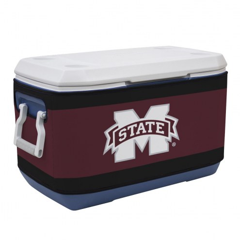 Mississippi State Bulldogs Rappz 70qt Cooler Cover (Cooler not included)