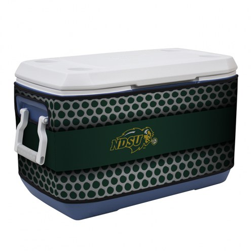 North Dakota State Bison Rappz 70qt Cooler Cover (Cooler not included)