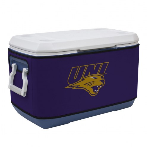 Northern Iowa Panthers Rappz 70qt Cooler Cover (Cooler not included)