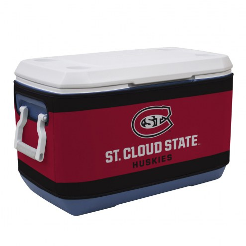 St. Cloud State Huskies Rappz 70qt Cooler Cover (Cooler not included)