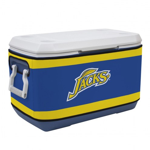 South Dakota State Jackrabbits Rappz 70qt Cooler Cover (Cooler not included)