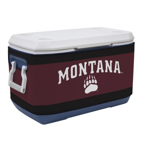 Montana Grizzlies Rappz 70qt Cooler Cover (Cooler not included)