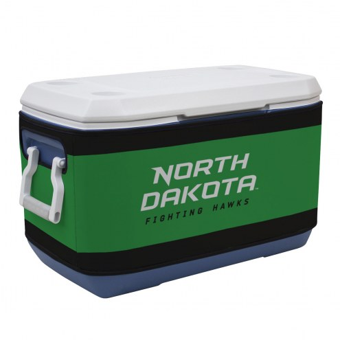 North Dakota Fighting Hawks Rappz 70qt Cooler Cover (Cooler not included)
