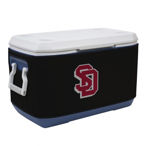 South Dakota Coyotes Rappz 70qt Cooler Cover (Cooler not included)