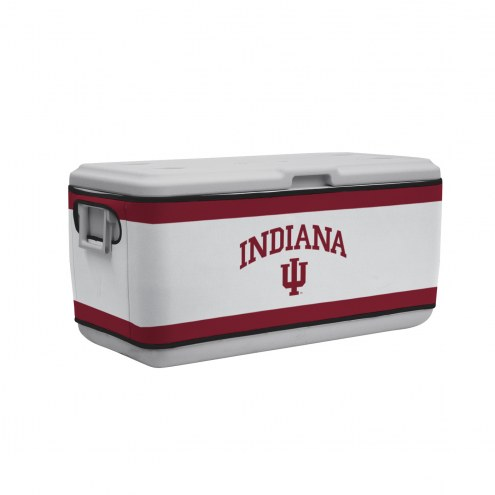 Indiana Hoosiers Rappz 100qt Cooler Cover (Cooler not included)