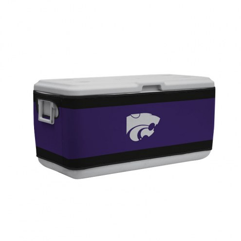 Kansas State Wildcats Rappz 100qt Cooler Cover (Cooler not included)