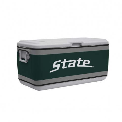 Michigan State Spartans Rappz 100qt Cooler Cover (Cooler not included)