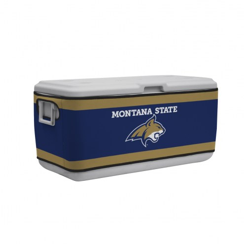 Montana State Bobcats Rappz 100qt Cooler Cover (Cooler not included)