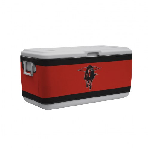 Texas Tech Red Raiders Rappz 100qt Cooler Cover (Cooler not included)