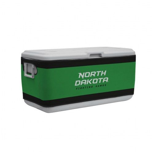 North Dakota Fighting Hawks Rappz 100qt Cooler Cover (Cooler not included)