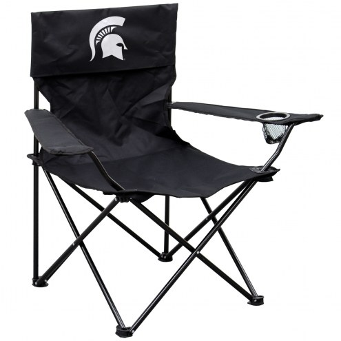 Michigan State Spartans Victory Tailgate Chair