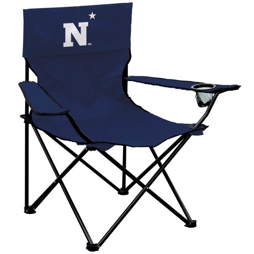 Navy Midshipmen Victory Tailgate Chair