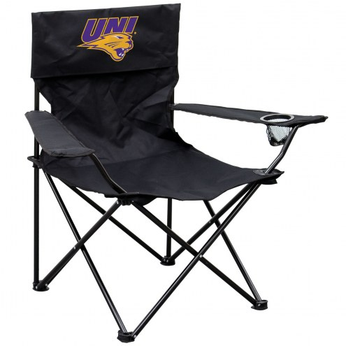 Northern Iowa Panthers Victory Tailgate Chair