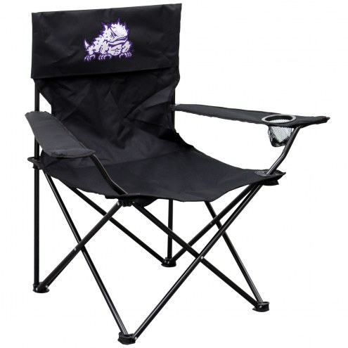 Texas Christian Horned Frogs Victory Tailgate Chair