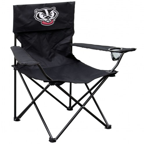 Wisconsin Badgers Victory Tailgate Chair