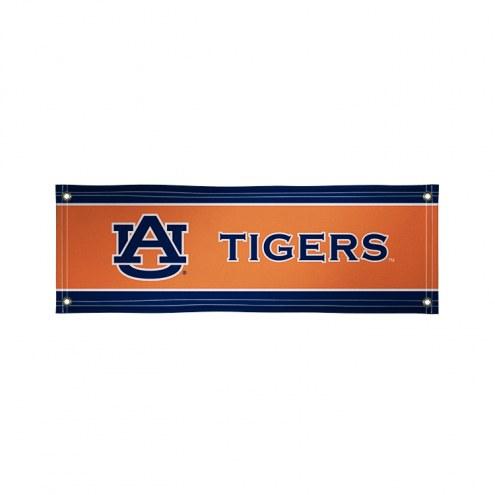 Auburn Tigers 2' x 6' Vinyl Banner